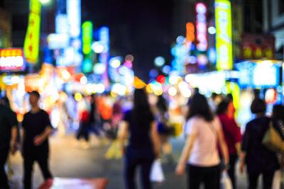 台湾 六号夜市 Liuhe Night Market